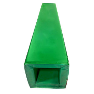 Green Pilaster