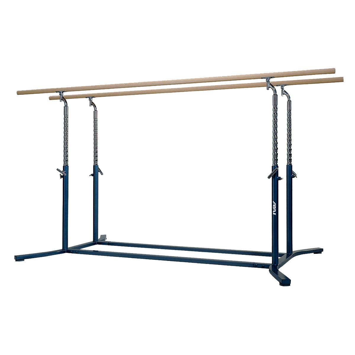 aai classic gymnastics parallel bars - mancino mats