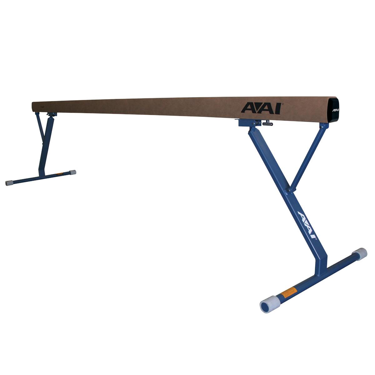 aai classic gymnastics balance beam - mancino mats