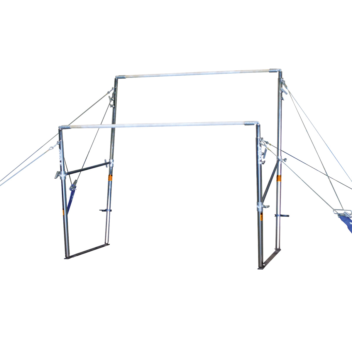 AAI Elite gymnastics Uneven Bars e or x rail - mancino mats