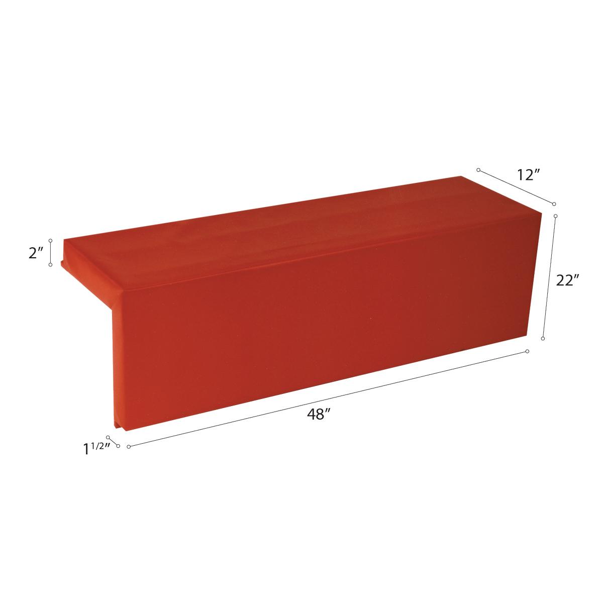 mancino mats landing foam pit pad