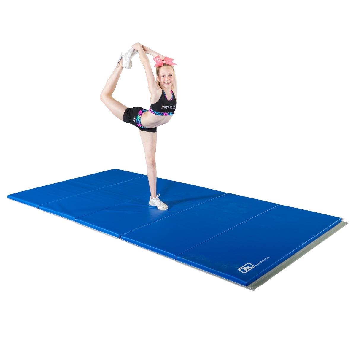 blue cheer folding panel mat