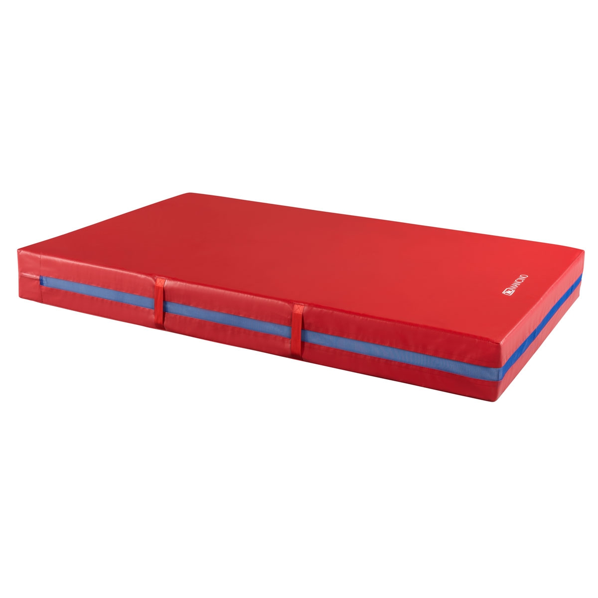 8 incher landing mat skill cushion red   mancino mats
