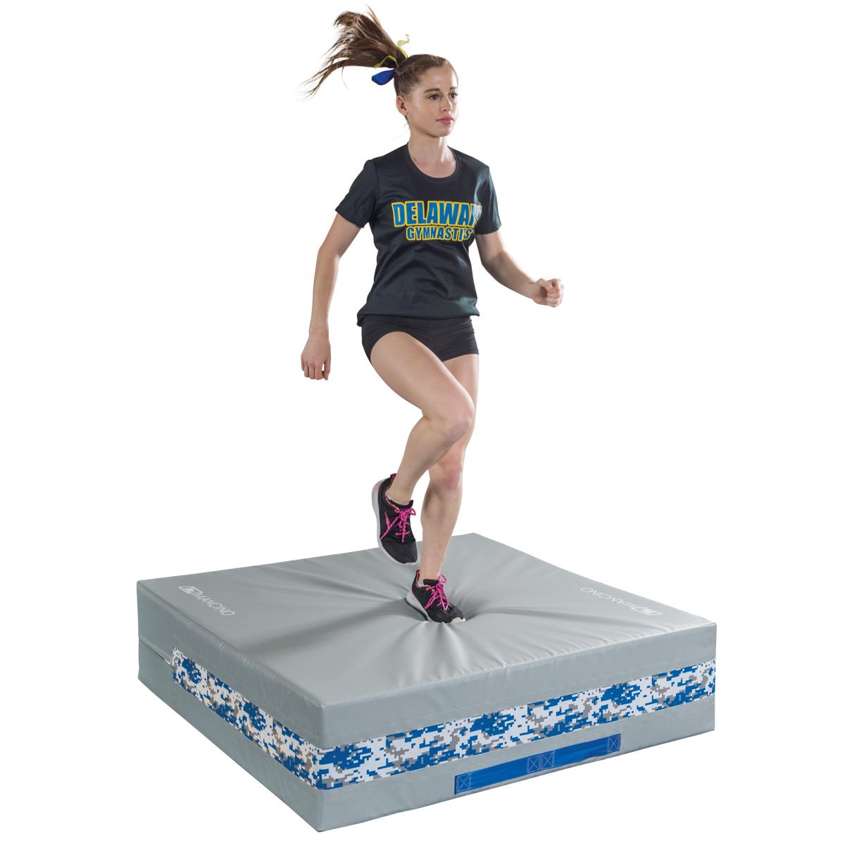 core fitness jogger mat