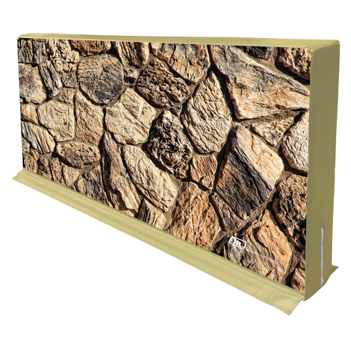 mancino mats rock wall partition divider for gymnastics circuits