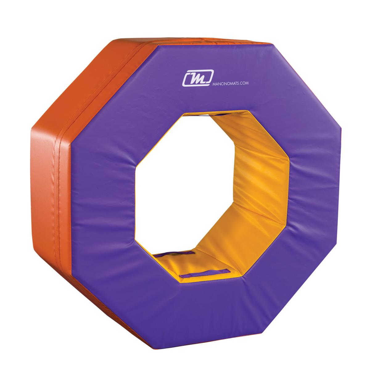 octagonal donuts mat mancino mini ball pool
