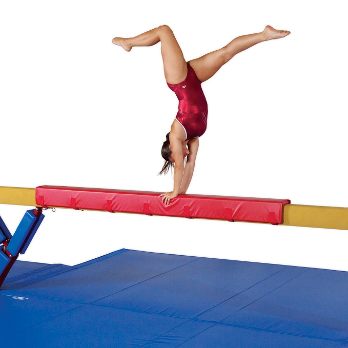 balance beam safety wrap