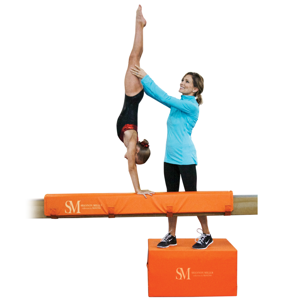 Shannon Miller Collection Beam Wrap with spot block