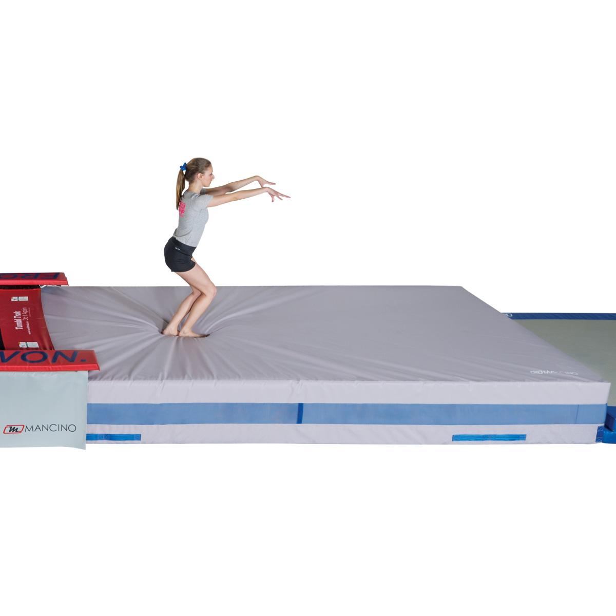 Tumbl Trak Landing Mat - soft landing mats - mancino mats