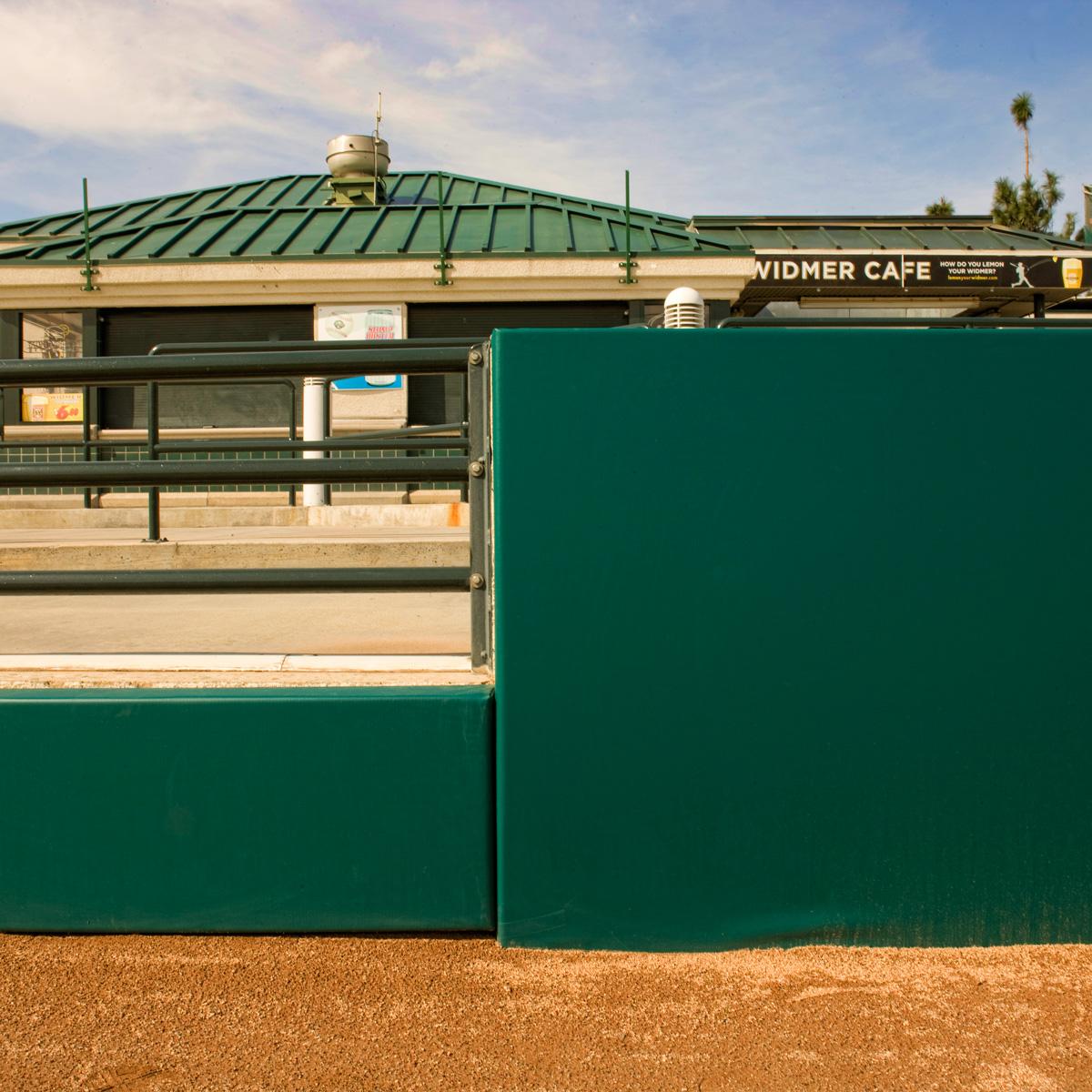 custom stadium wall padding by mancino