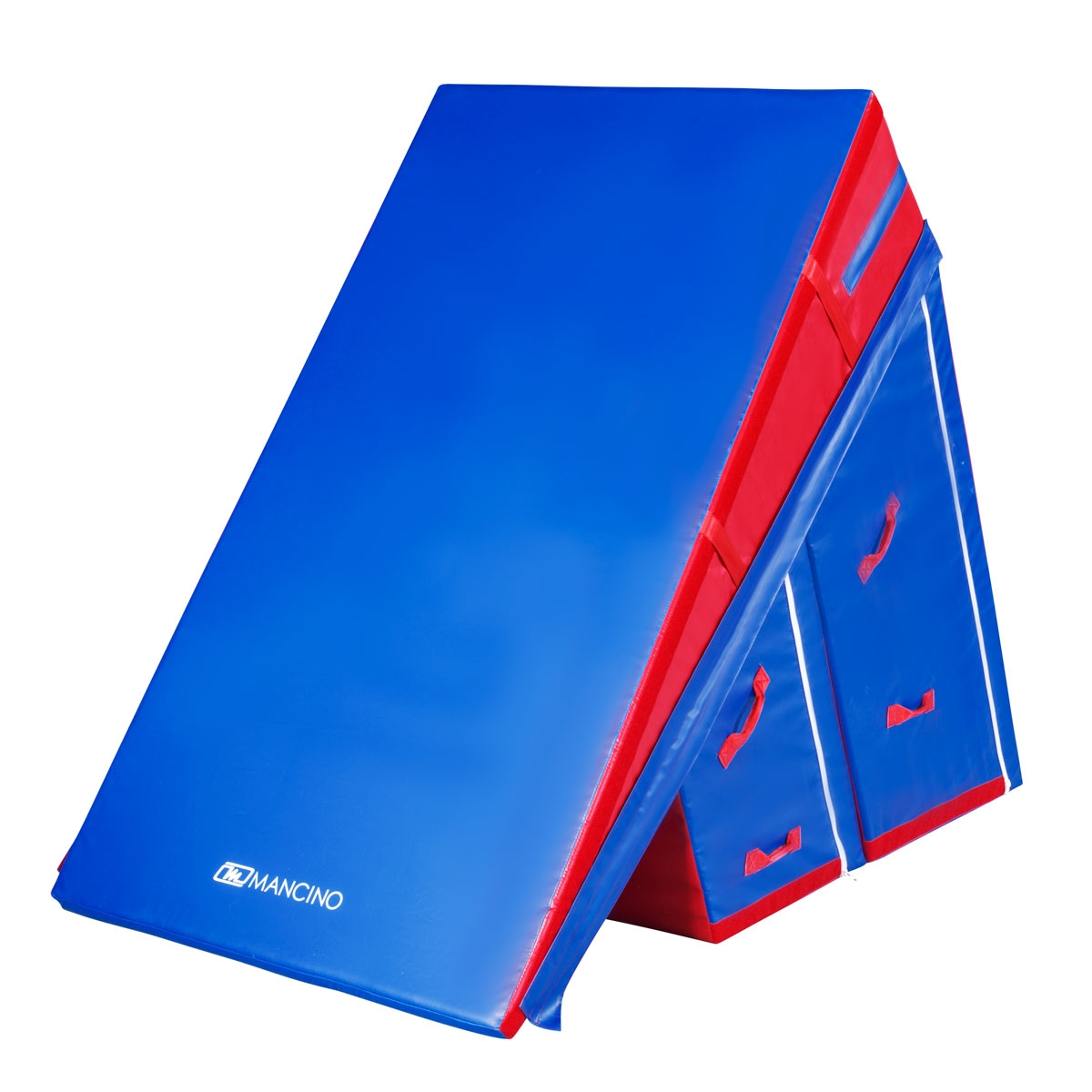 incline and trapezoid trainer angle   mancino mats