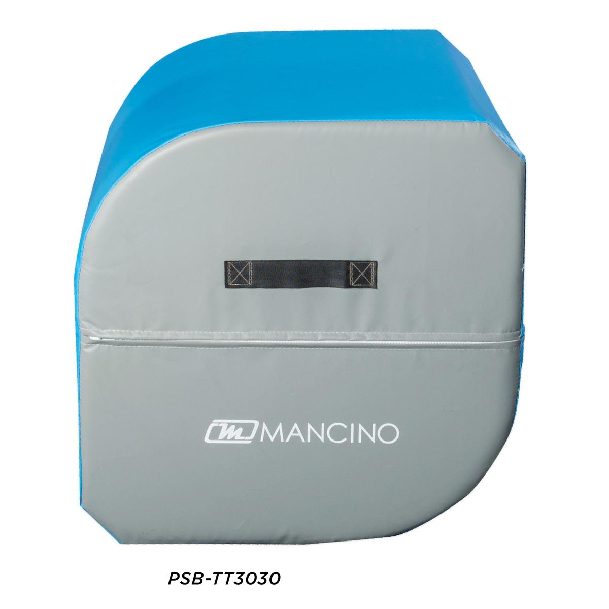 mancino mats smarter spotter 30x30 for taller cheerleaders