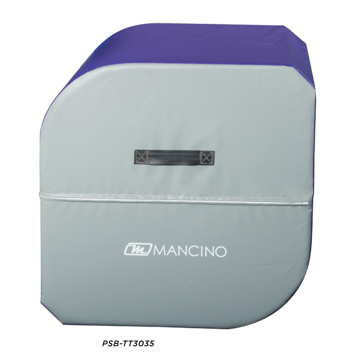 mancino mats tumble trainers 30x35 for teens cheerleaders and gymnasts
