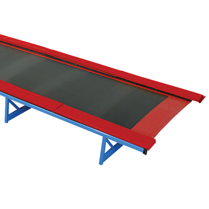 Mancino Mats tumbl trak replacement top padding red