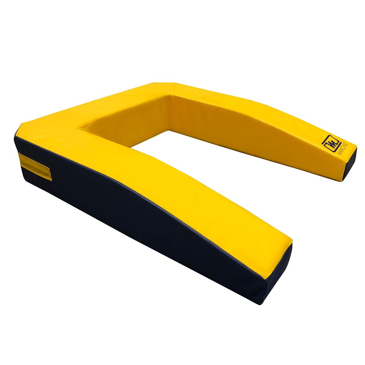 vault spring board safety zone mat for gymnastics vaulting