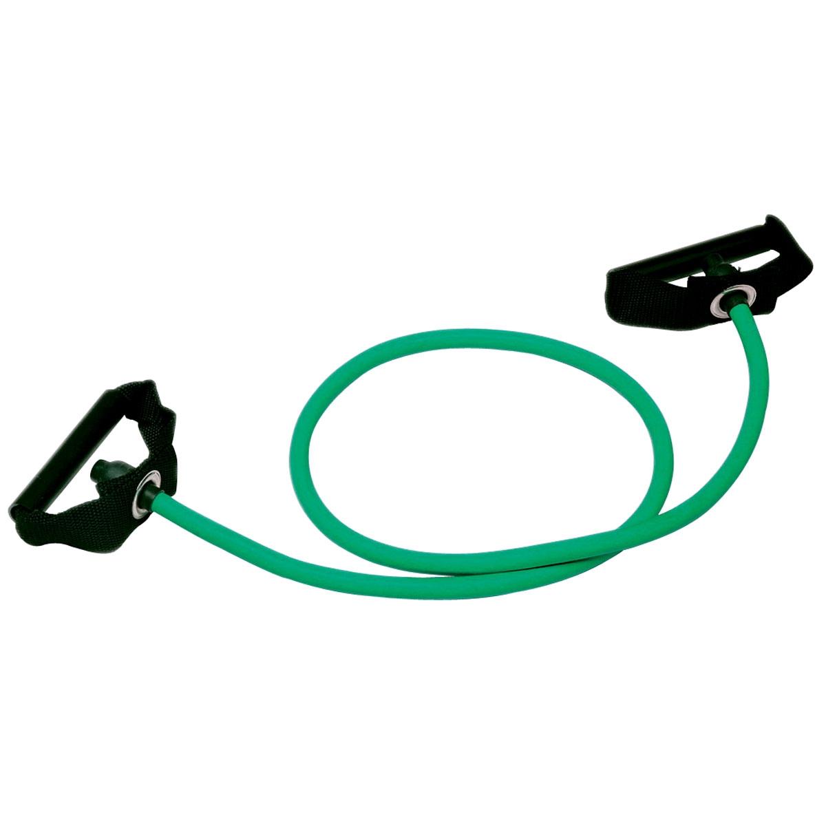 green xertube exercise resistance band