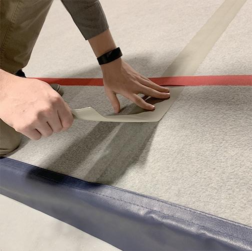Mancino Carpet Floor Fastener
