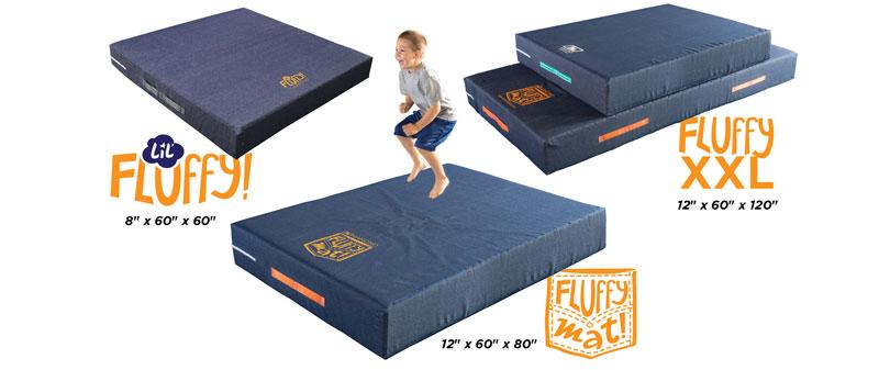 fluffy mats by mancino