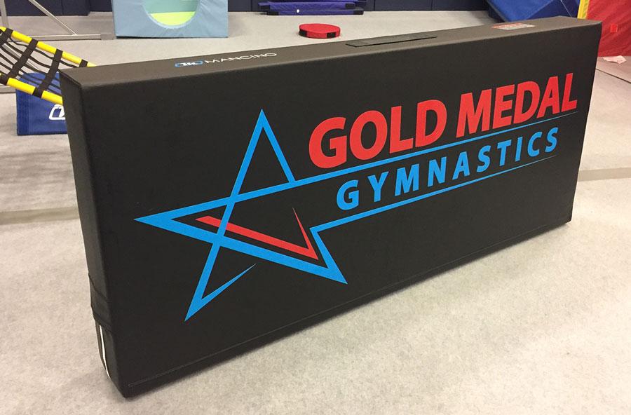 gold medal gymnastics hedge mat